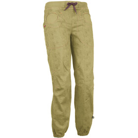 E9 B Mix Wave Trousers Kids, celery
